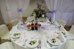 Sala weselna w restauracji Agora Wrocław
